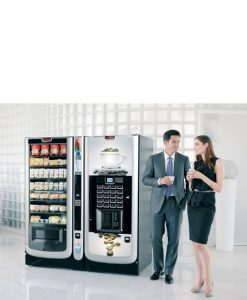 Saeco Vending machine combo Aliseo - Atlante 500