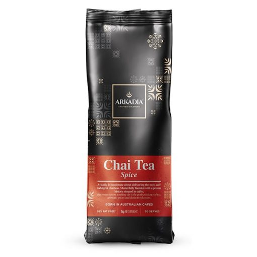 arkadia chai tea drinking powder spice flavour