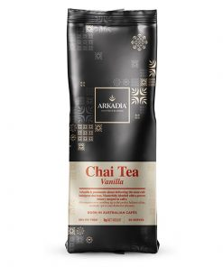arkadia chai tea vanilla powder
