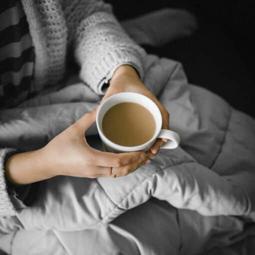 Arkadia hot chai tea vanilla