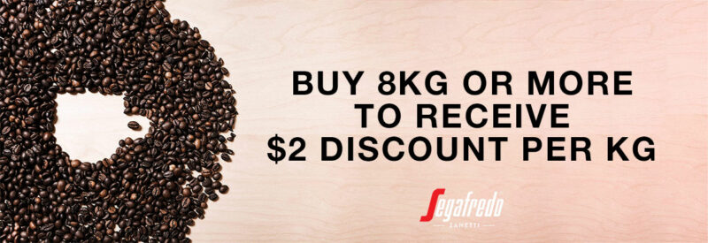 buy 8kg or more for discount banner