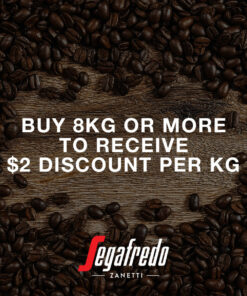 bulk purchase discount for coffee