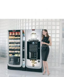 Saeco Atlante and Saeco Aliseo Combo office vending machines
