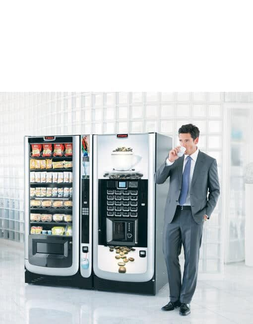 office vending machines Saeco