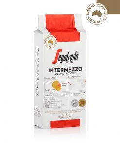 segafredo intermezzo ground coffee