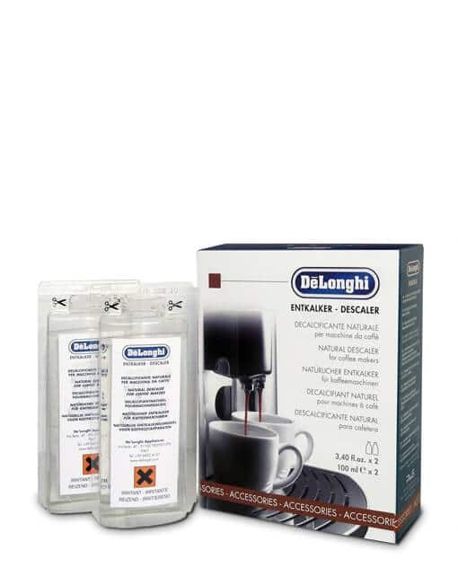 Delonghi descaler for home coffee machines