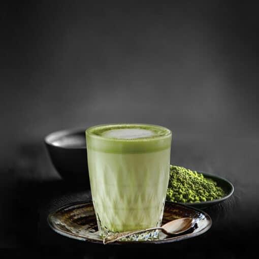 arkadia matcha tea latte
