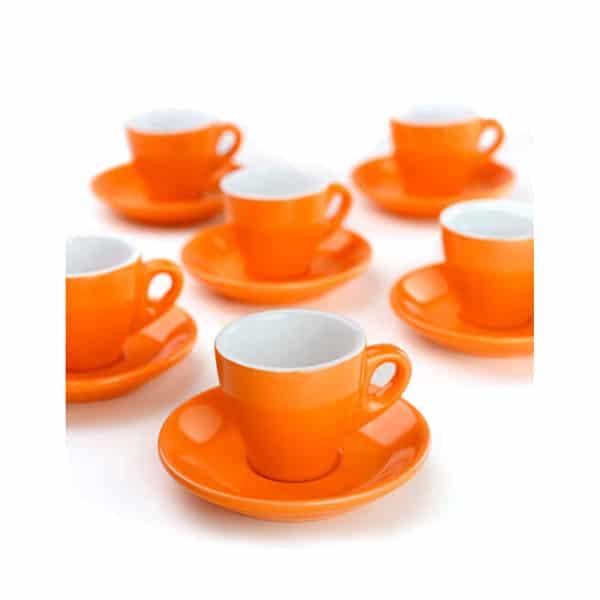 coloured espresso cups segafredo zanetti australia