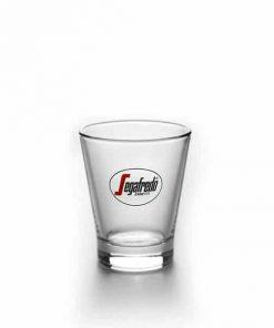 segafredo espresso glass