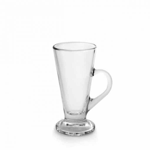 tall latte glass picardie
