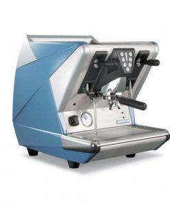 La San Marco's 100-E Practical 1 Group espresso machine