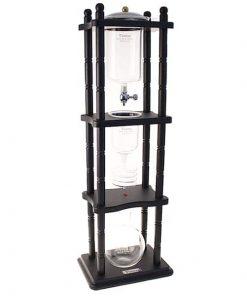 tiamo cold drip tower in black