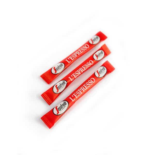 White Sugar Sticks Segafredo Zanetti Australia