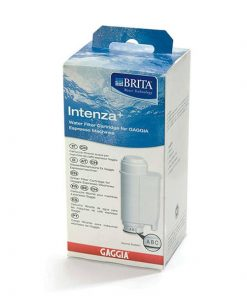 brita water filter for gaggia intenza