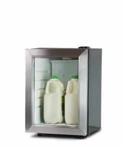 milk fridge