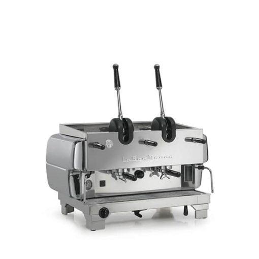 traditional lever espresso machine La San Marco 80 Leva