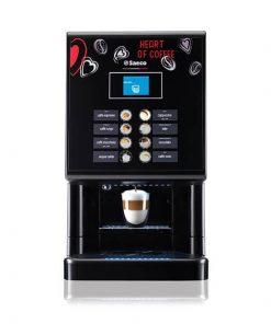 saeco phedra eco cappuccino machine