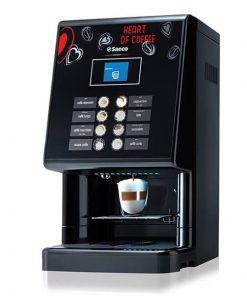 saeco phedra evo cappuccino machine
