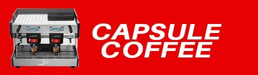 capsule coffee banner