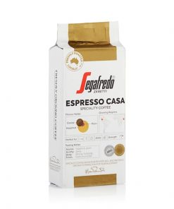 segafredo espresso casa ground coffee