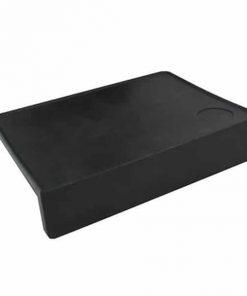 corner tamper mat