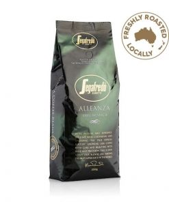 Arabica blend coffee beans roasted in Australia