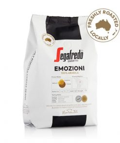 segafredo zanetti coffee beans emozioni