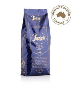 segafredo zanetti coffee beans extra mild