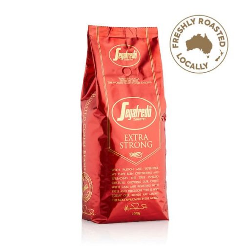segafredo zanetti coffee beans extra strong
