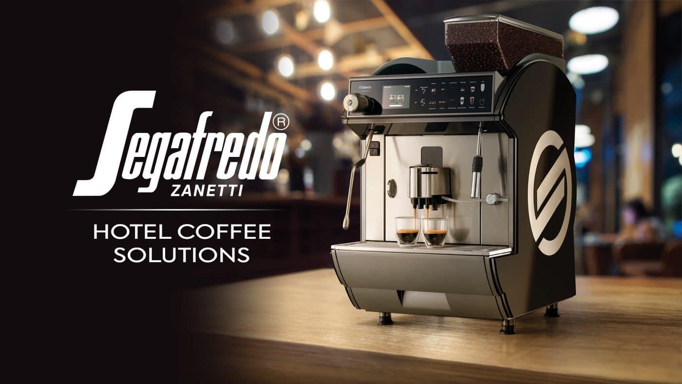 Hotel Coffee Machine Solutions Segafredo Zanetti