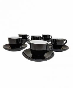 black espresso cups for cafes