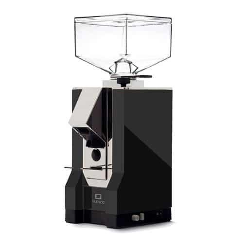 eureka mignon silenzio coffee grinder in black