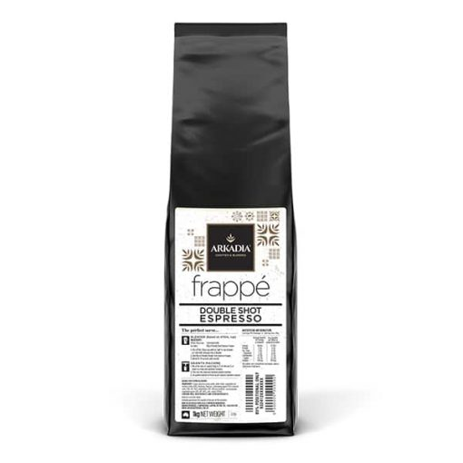 Double Shot Espresso Frappe 1kg