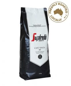 segafredo decaf coffee beans