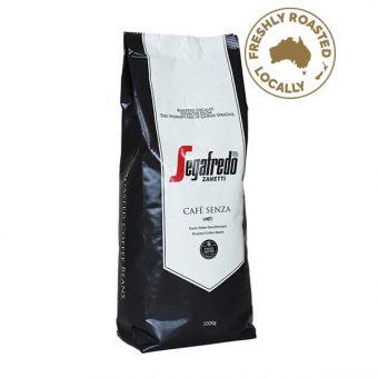 segafredo decaf coffee beans