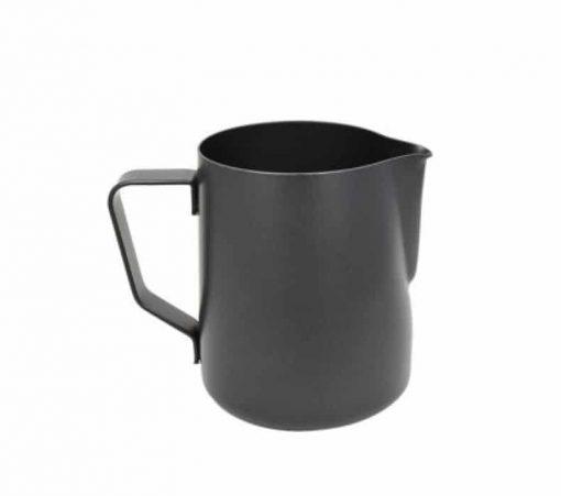rhino milk pitcher in black 600mL