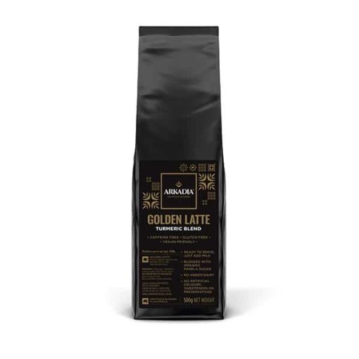 Turmeric Latte caffeine free