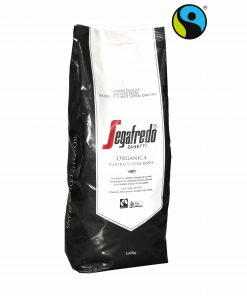 Fair Trade coffee segafredo