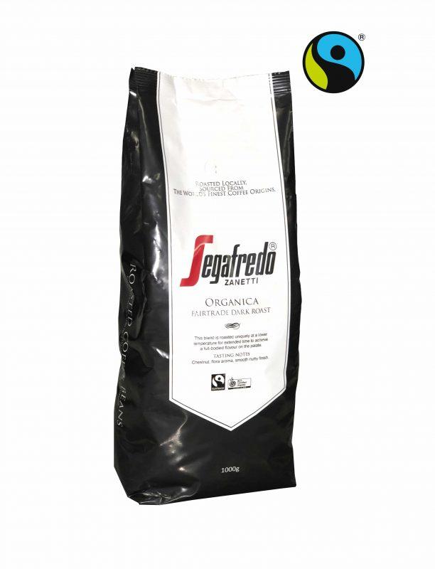Fair Trade coffee segafredo