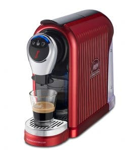 segafredo coffee system red