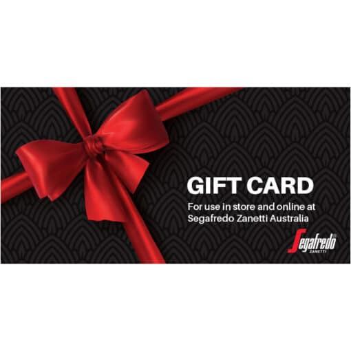 segafredo zanetti gift card