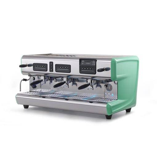 green la san marco classic coffee machine details