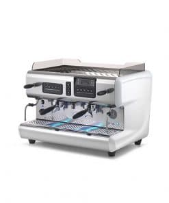 la san marco classic coffee machine white