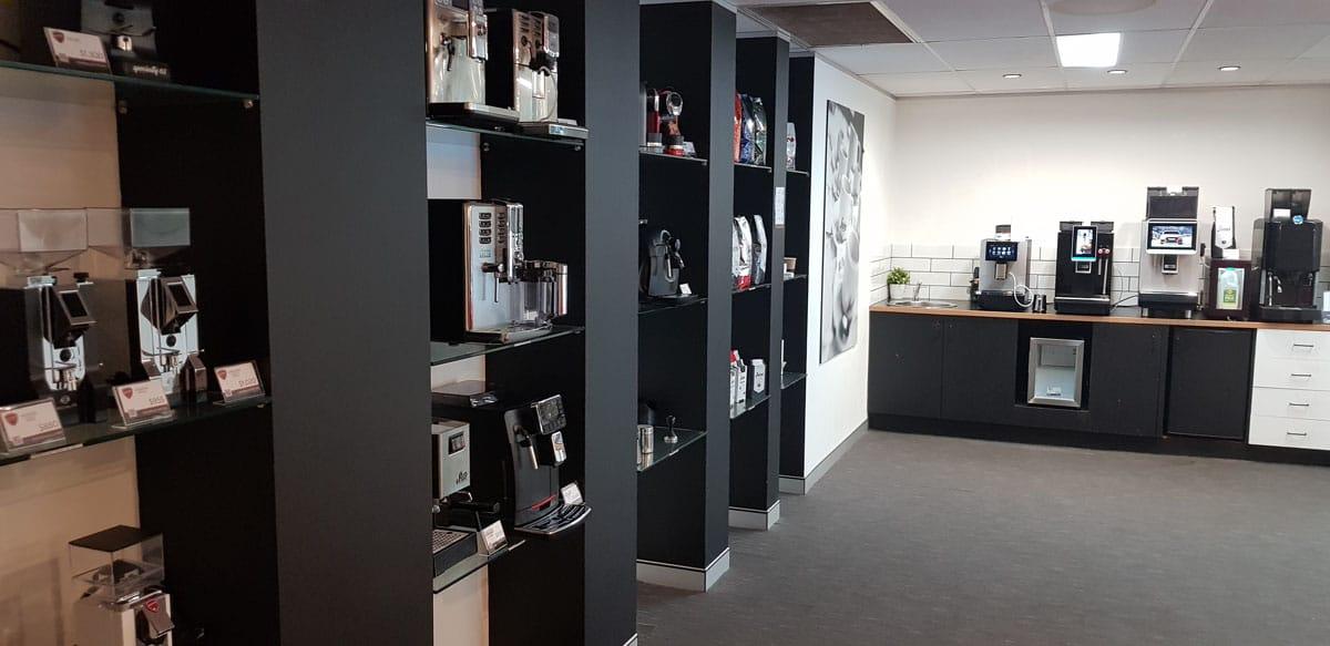 Segafredo Zanetti Sydney office
