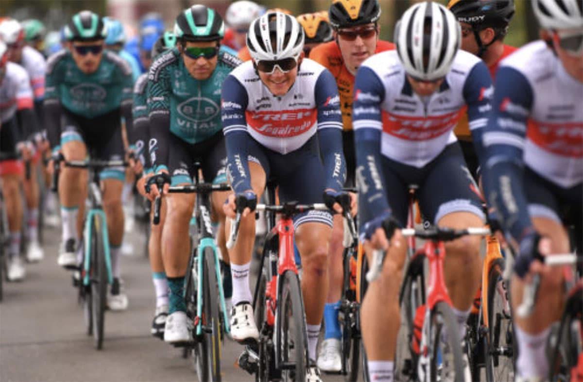 Trek-segafredo cycling team