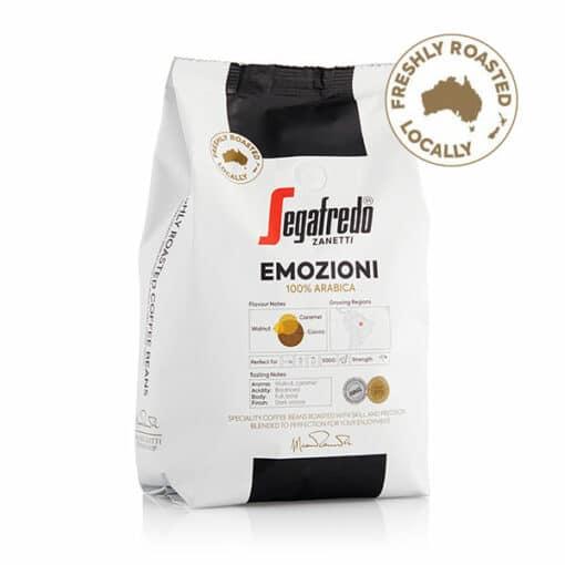 emozioni arabica coffee beans locally roasted in australia