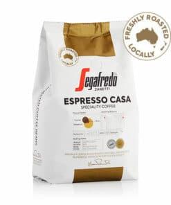 locally roasted espresso casa coffee beans