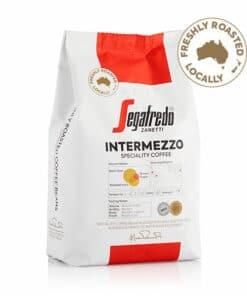 segafredo zanetti coffee beans intermezzo