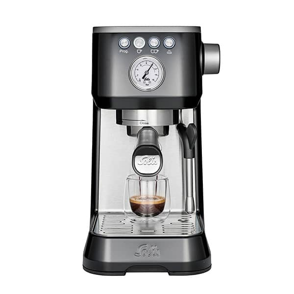 solis perfetta plus coffee machine